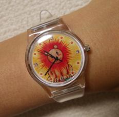 らいおんサン 時計