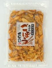 天ぷらごぼうせんべい